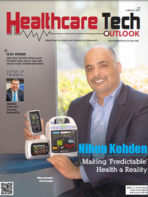 Nihon Kohden: Making Predictable Health a Reality