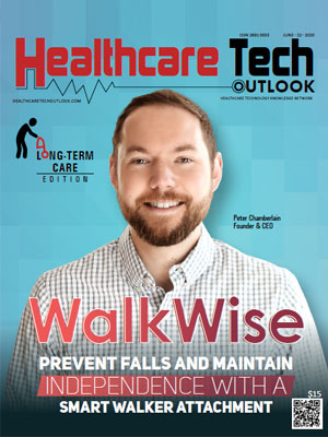 WalkWise: Prevent Falls and Maintain Independence with a Smart Walker Attachment