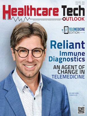 Reliant Immune Diagnostics: An Agent of Change in Telemedicine