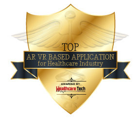 Top 10 AR/VR based Application for Healthcare Industry – 2020