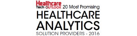 Top 10 Healthcare Analytics Solution Companies - 2016