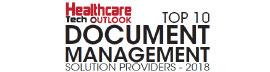Top 10 Document Management Solution Companies - 2018