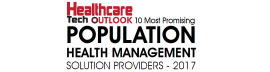 Top 10 Population Health Management Solution Companies - 2017