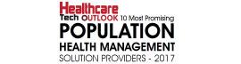 Top 10 Population Health Management Solution Companies - 2017