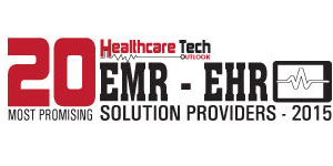 Top 20 EMR/EHR Solution Companies - 2015