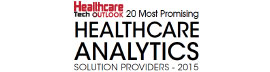 Top 10 Healthcare Analytics Solution Companies - 2015