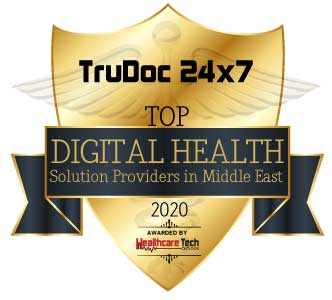 Top 10 Digital Health Solution Companies in Middle East - 2020