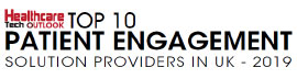 Top 10 Patient Engagement Solution Companies in UK - 2019